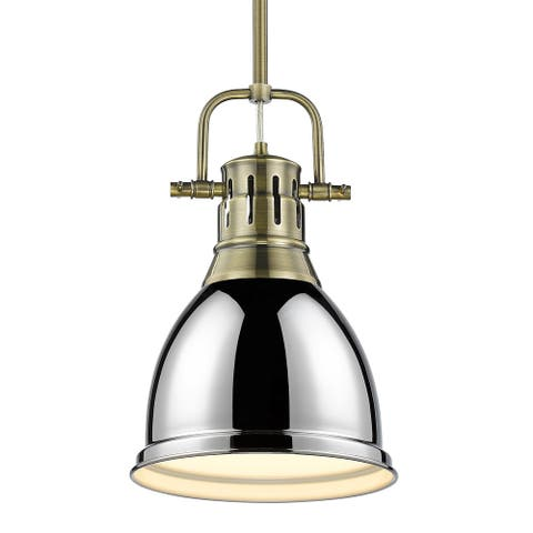 Duncan Small Pendant with Rod