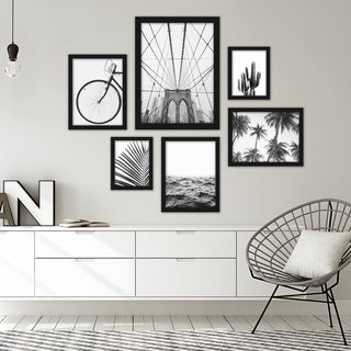 Link to Black & White Photography Framed Gallery Wall Set Similar Items in Art Prints