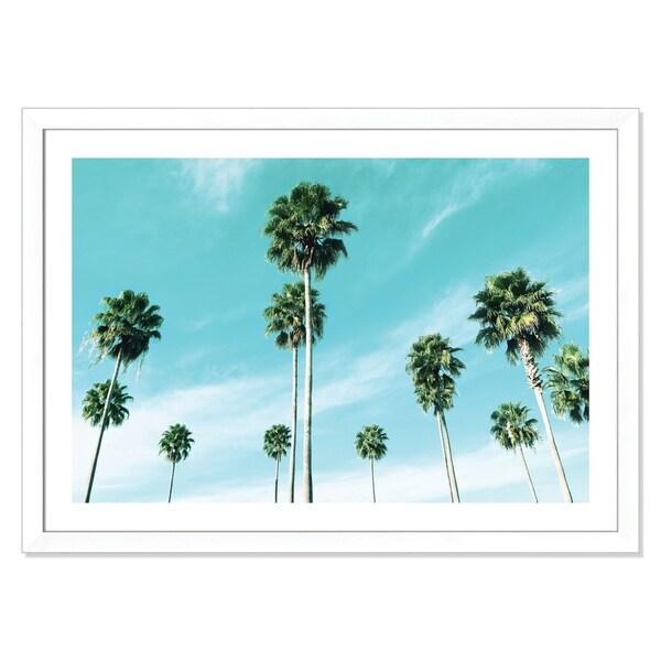 East Coast Palms - 43'' x 31''