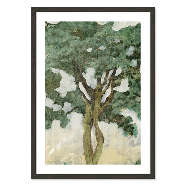 Green Tree Line III - 36'' x 26''
