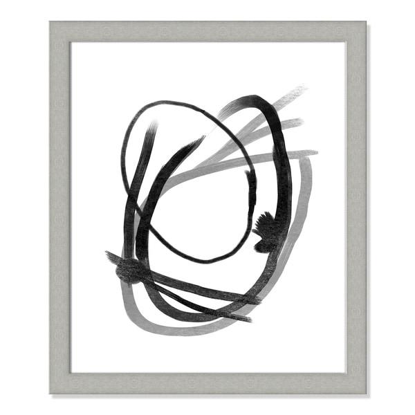 Industrial Swirl II - 27'' x 23''