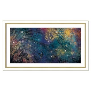 Golden Galaxy - 47.75'' x 27.75''