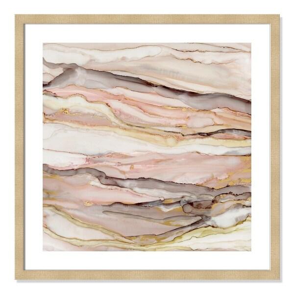 Graceful Marble II - 28'' x 28''