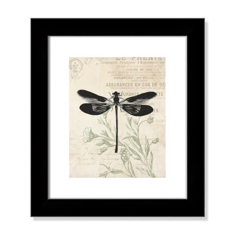 Vintage Insects - 16.5'' x 14.5''