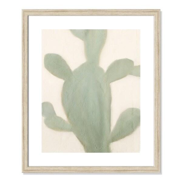 Sage Cactus II - 26'' x 22''