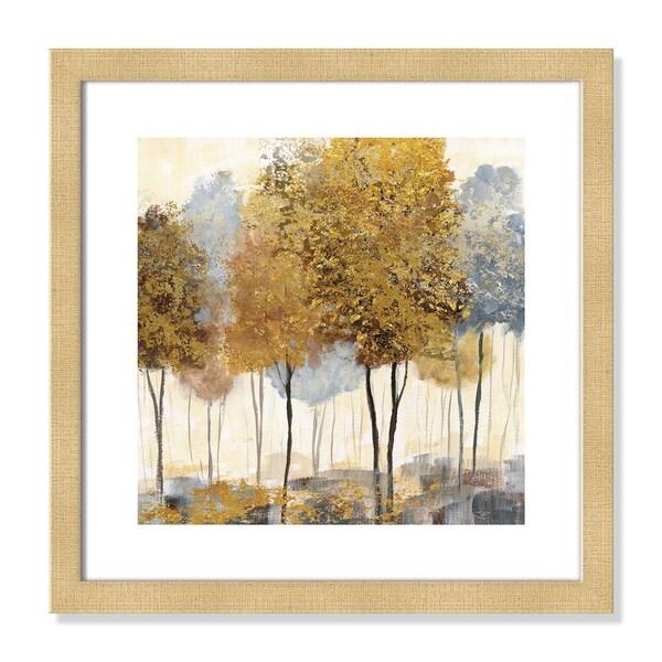 Metallic Forest II