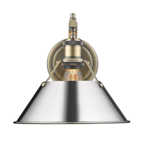Orwell 1 Light Wall Sconce. Opens flyout.