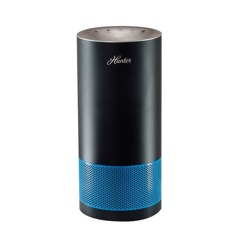 Hunter HP400 Cylindrical Tower Air Purifier