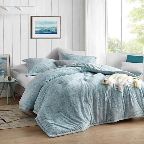 Coma Inducer Oversized Comforter - Streaker - Smoke Blue