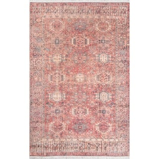 Momeni Helena Polyester and Cotton Traditional Area Rug