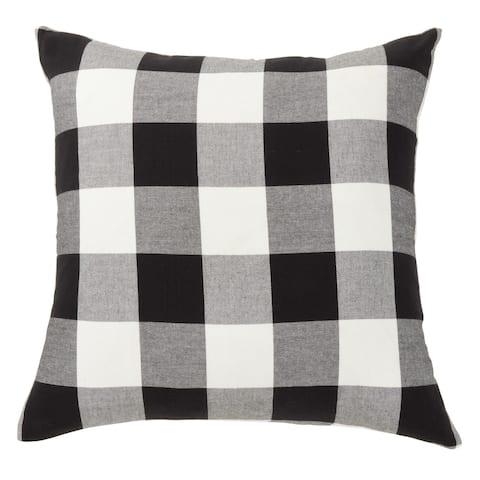 Classic Buffalo Plaid Floor Pillow