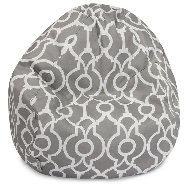 Athens Shredded Foam Bean Bag Chair
