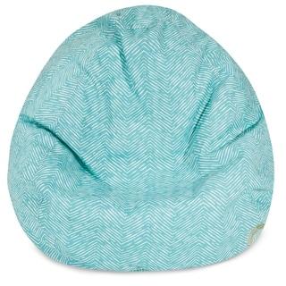 Southwest Shredded Foam Bean Bag Chair