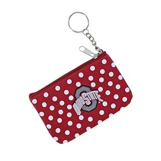 aminco NCAA Ohio State Buckeyes Football Material Bag Tag