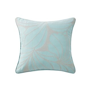 Highline Bedding Co Abstract Floral 16x16 Decorative Pillow