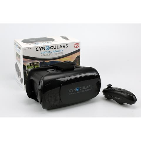 As seen on TV Virtual Reality Headset + Remote