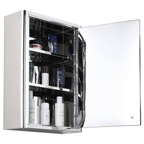 Wall Mounted Bathroom Medicine Cabinet