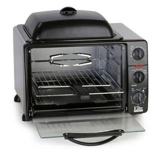 Elite Platinum 0.8Cu. Ft. Multi-function Toaster Oven ERO-2008SZ