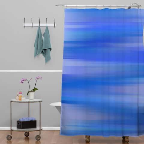 Deny Designs Whispered Sky Shower Curtain