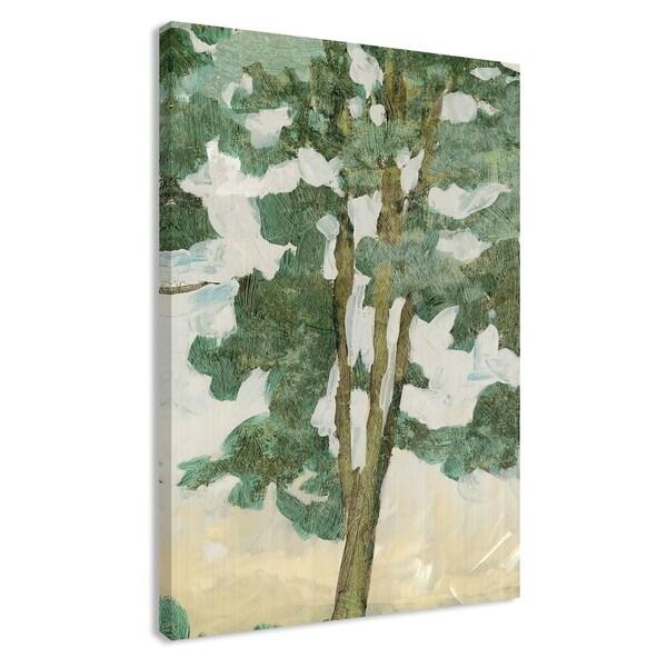 Green Tree Line II - 24 x 36 - 24 x 36