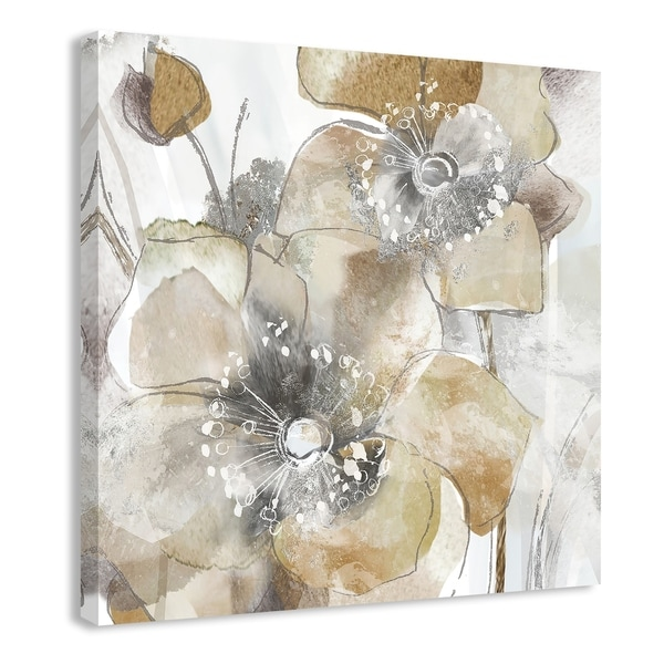 Taupe Spring Poppy II