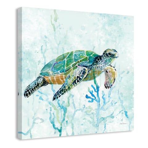 Sea Turtle Swim I