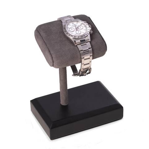William Matte Black Single Watch Display Stand