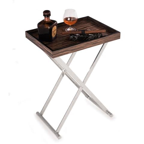 Ashton Lacquered Tray Table