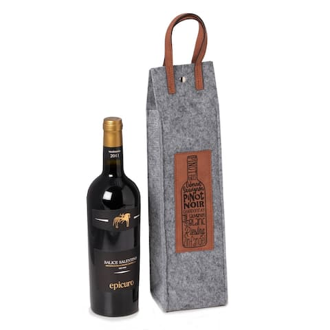 Wines of the World Wine Tote