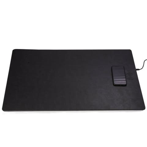 Newton Wireless Charging Desk Blotter