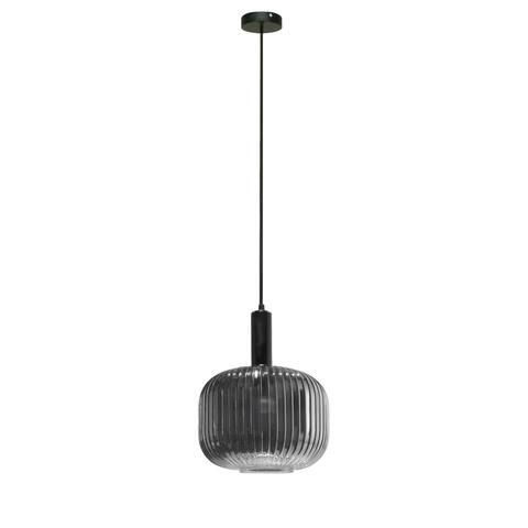 Langley Contemporary Pendant Light Fixture Elegant Ceiling Fixture Dimmable Option