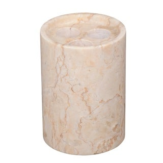Link to Creative Home Champagne Marble Tooth Brush Holder Similar Items in Toothbrush Holders