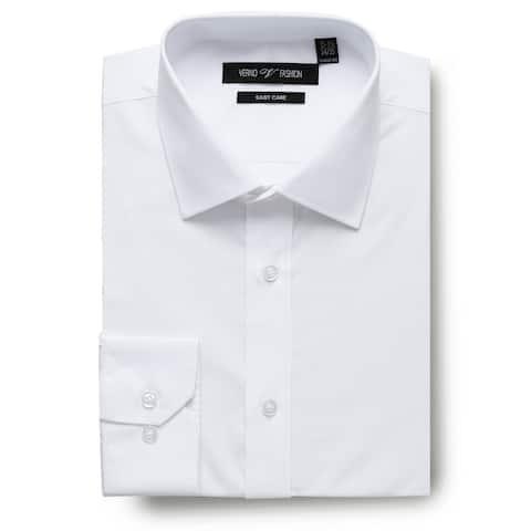 Zenbriele Men's 100% Cotton Classic Fit Easy Care Dress Shirts
