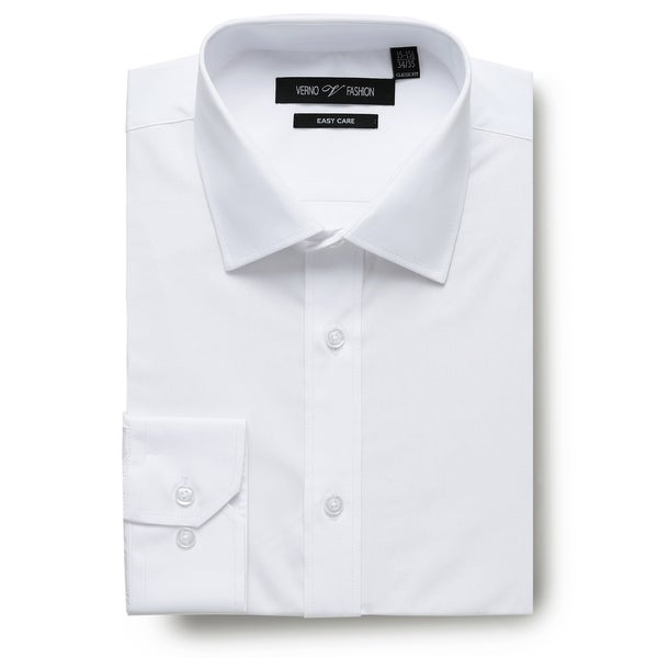 Zenbriele Mens 100% Cotton Classic Fit Easy Care Dress Shirts by  Discount