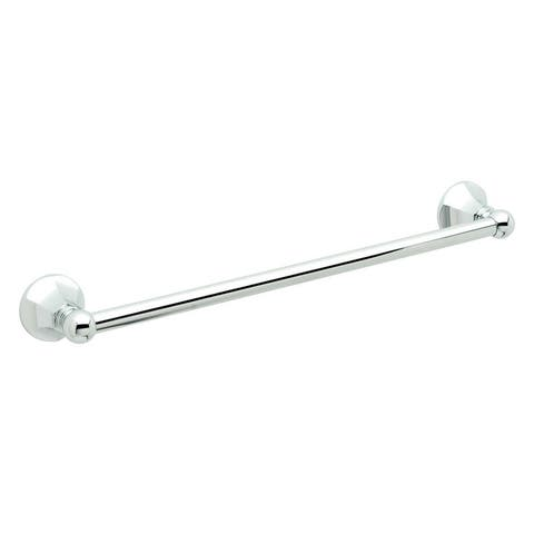 Ginger Empire 18-In Towel Bar - Chrome - 4 x23
