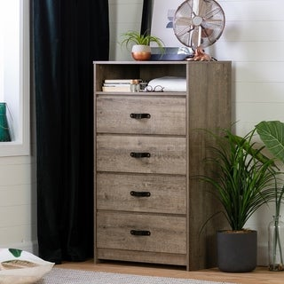 South Shore Sazena 4-Drawer Chest