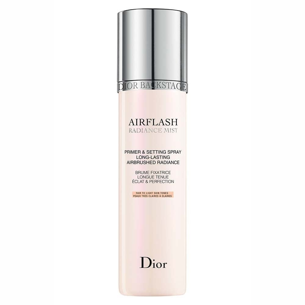 Christian Dior Backstage Airflash Radiance Mist Primer & Setting Spray Fair to Light Skin Tones
