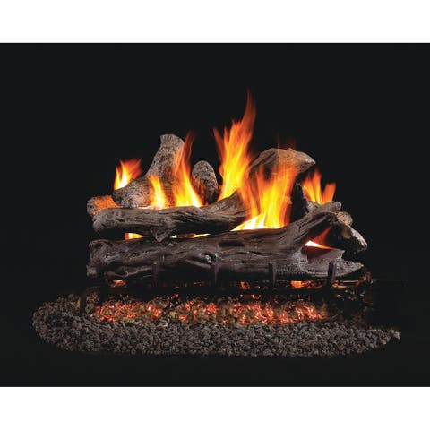 RH Peterson Real Fyre Classic Series Coastal Driftwood 18 Inch Vented Gas Logs Logs only