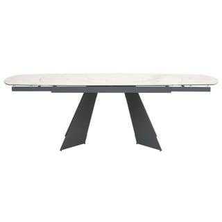 Orion Matte Dark Gray Dining Table