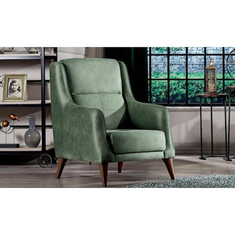 Elena Living Room Chair, Green