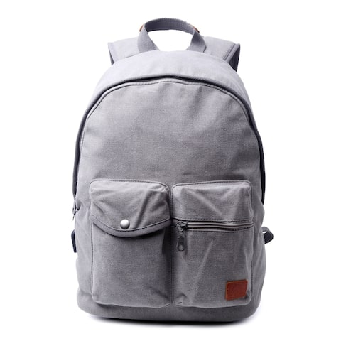 TSD Brand Trail Sound Canvas Backpack
