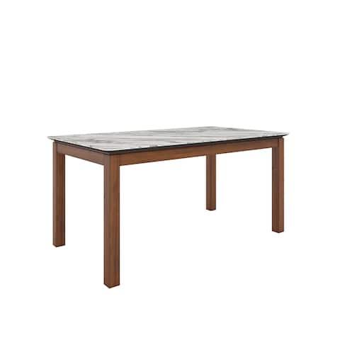 Copper Grove Hera Rectangular Smart Top Dining Table