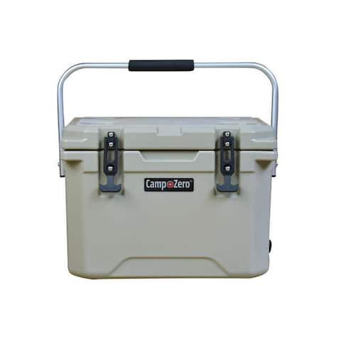 Camp-Zero 21 Quart, 20 Liter Premium Cooler