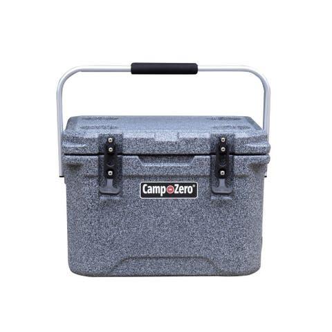 Camp-Zero 21 Quart, 20 Liter Premium Multi-Color Cooler