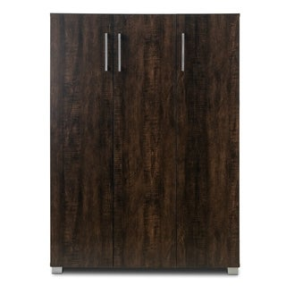 Antonia Three-door Shoe Cabinet with Five Shelves