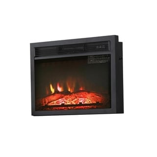 LOKATSE HOME Indoor Electric Heater Fireplace Insert