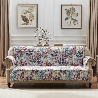 Barefoot Bungalow Perry Reversible Furniture Protector, Sofa - Couch