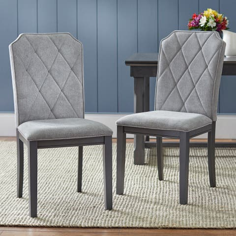 Simple Living Riga Dining Chairs (Set of 2)