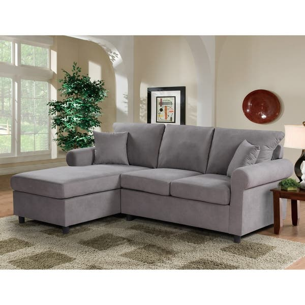 Harper & Bright Designs Sectional Sofa for Small Space