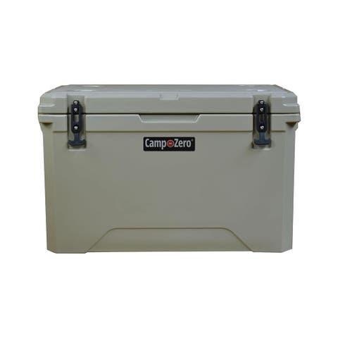 Camp-Zero 63 Quart, 60 Liter Premium Cooler